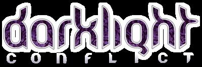 Darklight Conflict - Clear Logo