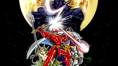 Firestriker - Fanart - Background
