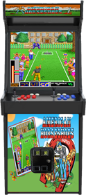 American Horseshoes - Arcade - Cabinet