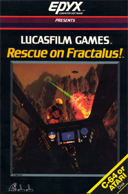 Rescue on Fractalus!