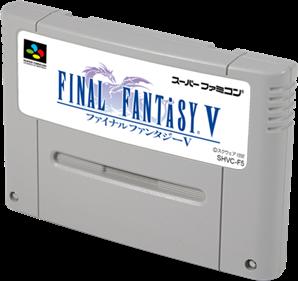 Final Fantasy V - Cart - 3D