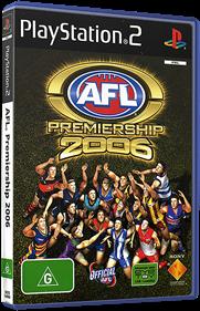 AFL Premiership 2006 - Box - 3D