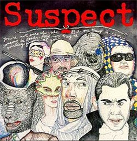Suspect: An Interactive Mystery