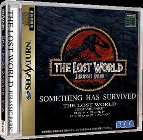 The Lost World: Jurassic Park - Box - 3D