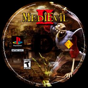 MediEvil II - Fanart - Disc