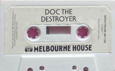 Doc the Destroyer - Cart - Front