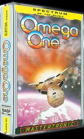 Omega One - Box - 3D
