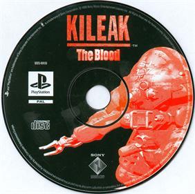 Kileak: The DNA Imperative - Disc