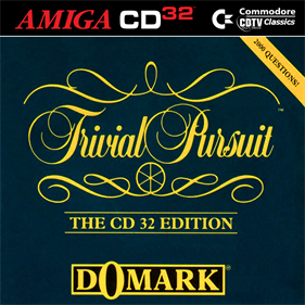 Trivial Pursuit: The CD32 Edition
