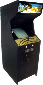 1942 - Arcade - Cabinet