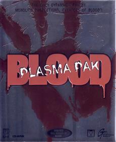 Blood: Plasma Pak