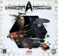 Star Trek: Starfleet Command - Box - Front