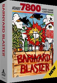 Barnyard Blaster - Box - 3D