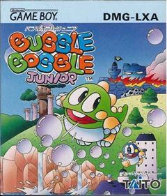 Bubble Bobble Junior