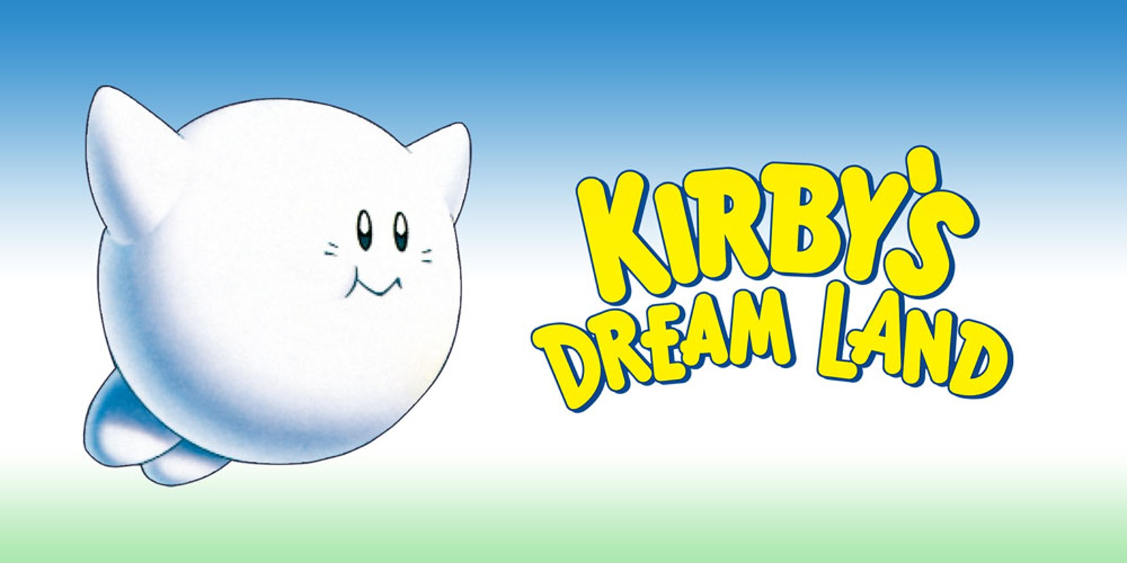 Image result for kirby's dreamland banner