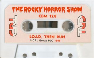 The Rocky Horror Picture Show - Cart - Front