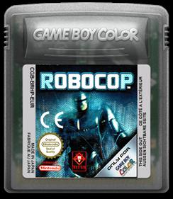 RoboCop - Fanart - Cart - Front