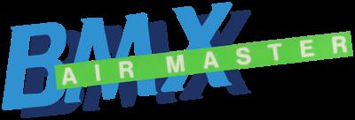 BMX Air Master - Clear Logo