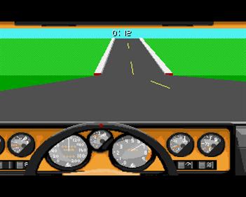 4D Sports Driving - Screenshot - Gameplay