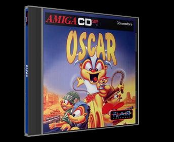 Oscar - Box - 3D