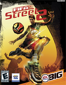 FIFA Street 2 - Box - Front
