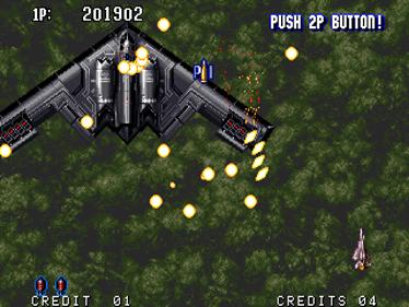 Aero Fighters 2 - Screenshot - Gameplay