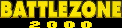 Battlezone 2000 - Clear Logo