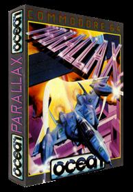 Parallax (Ocean Software) - Box - 3D