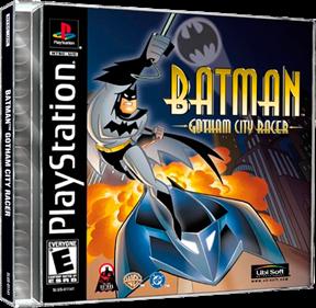 Batman: Gotham City Racer - Box - 3D