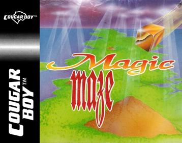 Magic Maze - Box - Front