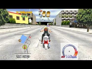 Harley-Davidson & L.A. Riders - Screenshot - Gameplay