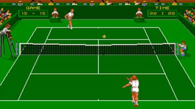 Great Courts - Screenshot - Gameplay