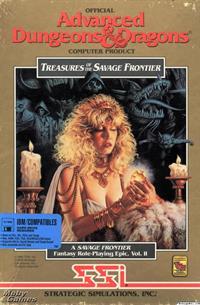 AD&D Savage Frontier Vol. II: Treasures of the Savage Frontier
