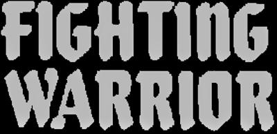 Fighting Warrior - Clear Logo