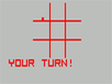 Videocart-1: Tic-Tac-Toe & Shooting Gallery & Doodle & Quadra-Doodle - Screenshot - Game Title