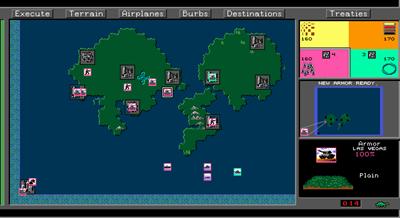 Global Conquest - Screenshot - Gameplay