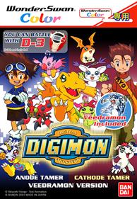 Digimon: Anode Tamer & Cathode Tamer: Veedramon Version
