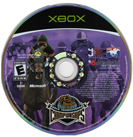 Breeders' Cup World Thoroughbred Championships - Disc