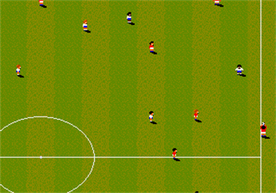 Championship Soccer '94 - Screenshot - Gameplay