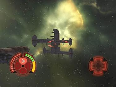 Star Wars: Jedi Starfighter - Screenshot - Gameplay