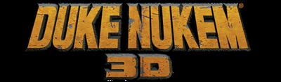 Duke Nukem 3D - Clear Logo