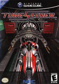 Tube Slider: The Championship of Future Formula