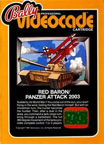 Red Baron + Panzer Attack