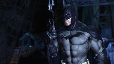 Batman: Arkham Asylum - Fanart - Background
