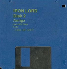 Iron Lord - Disc