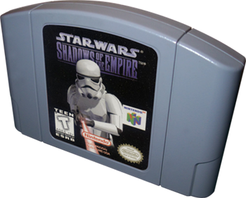 Star Wars: Shadows of the Empire - Cart - 3D