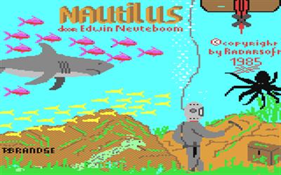Nautilus - Screenshot - Game Title