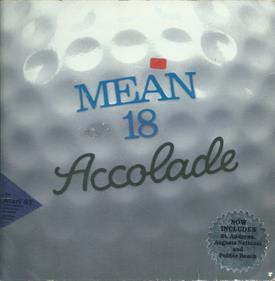 Mean 18