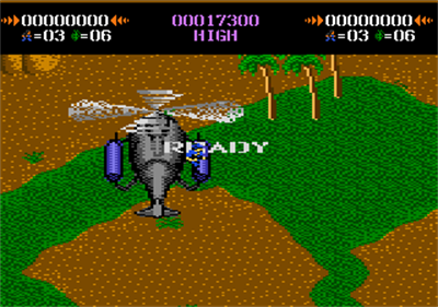 Commando - Screenshot - Gameplay