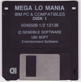 Mega lo Mania - Disc